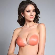 Hautfarbe Breast Enhancement Anti geleert gesammelten Stealth unsichtbare BH