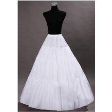 Jahrgang Hochzeitskleid Standard Breite Elastische Taille Hochzeit Petticoat