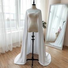 Satin Schal Hochzeit Schal Braut einzigartigen Schal Länge 200cm