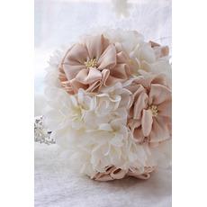 Die Hochzeit Blumenstrauß Hochzeit im Freien Hochzeit Holding die Hochzeitsarrangements