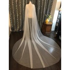 3M Tüll Schal Schleier einfachen Brautschleier Mantel