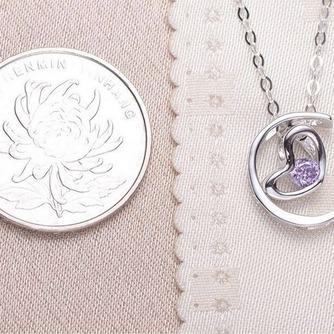 Plating Heart-shaped Dekoration heißer Verkauf & Anhänger Halskette Silber - Seite 5