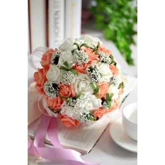Rose auf der ganzen Himmel Sterne Kombination dekorative Blume - Seite 1