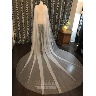 3M Tüll Schal Schleier einfachen Brautschleier Mantel - Seite 1