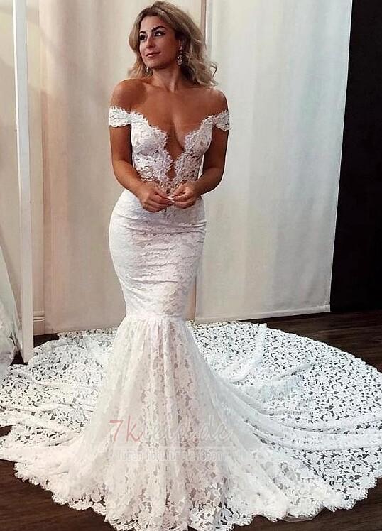 Meerjungfrau Brautkleider