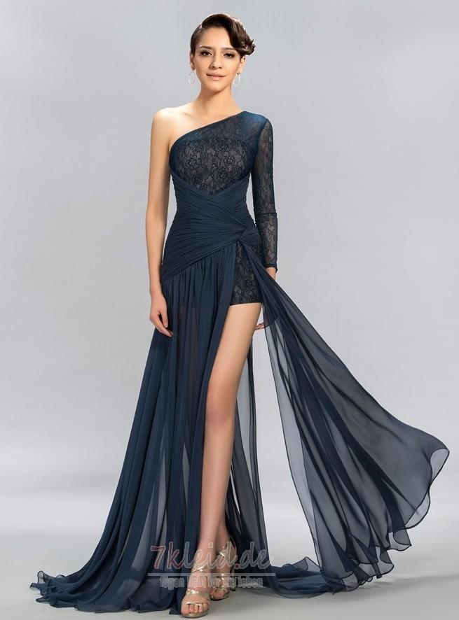 Welche Art von Schmuck passt das Abendkleid?